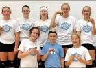 LCC Jr. High volleyball teams are having a good season