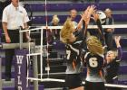 Lady Tigers photo from earlier game this season.
